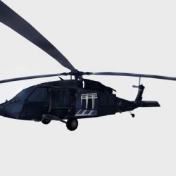 Black Hawk Chopper : Navy Seal Version ( 22.34KB jpg by garyyatesvfx )