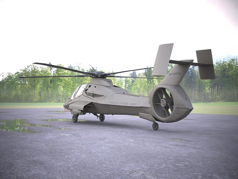 rah-66 comanche 3d model max 161677