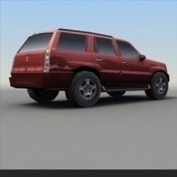 SUV A_4x4_3DGameModel ( 61.99KB jpg by 3DArtisan )