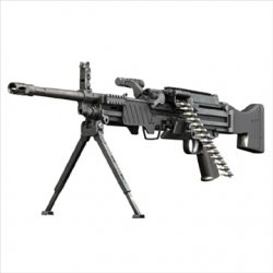 Light Machinegun MG43 ( 34.11KB jpg by Panaristi )