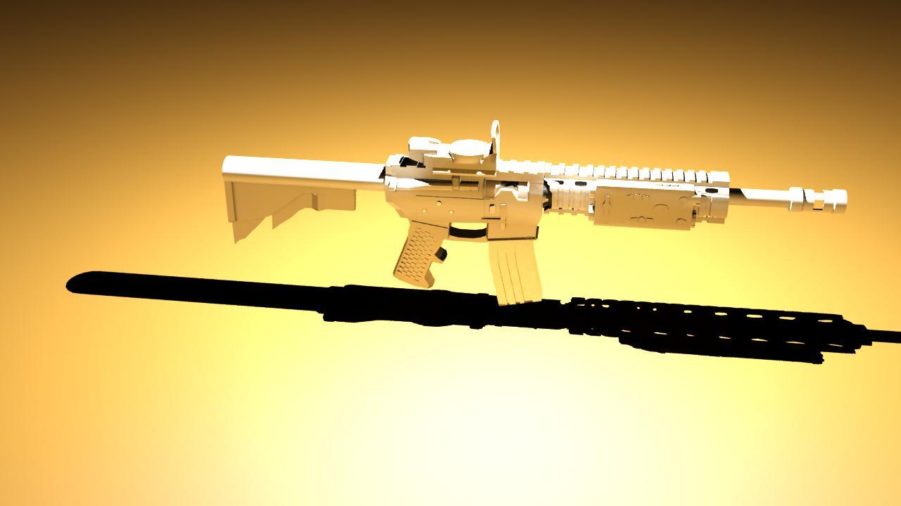 model m4 anpeq 3d 114972