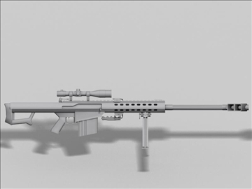 m82 a1 next gen weapon 3d model 3ds max obj 88210