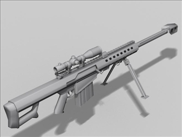 m82 a1 next gen weapon 3d model 3ds max obj 88211
