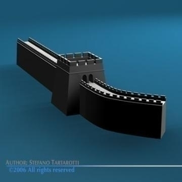 greatwall 3d загвар 3ds dxf c4d obj 78411
