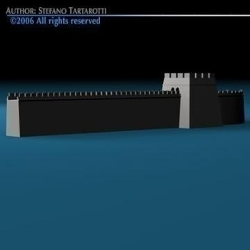 greatwall 3d загвар 3ds dxf c4d obj 78412