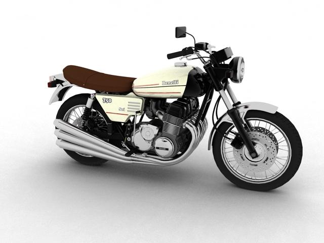 750 sei 1976 3d model 3ds max fbx c4d obj 154589