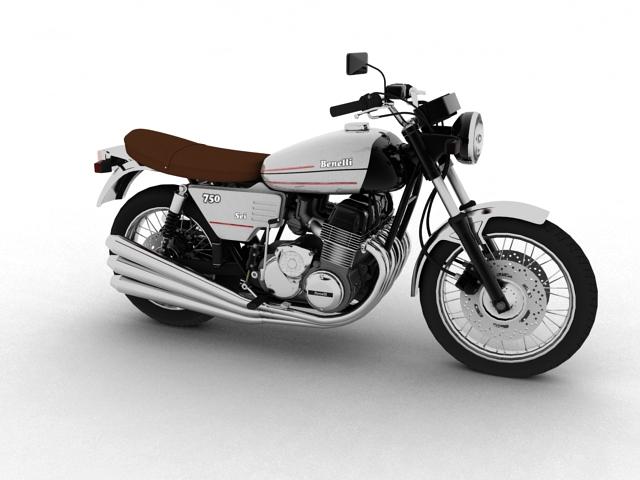 750 sei 1976 3d model 3ds max fbx c4d obj 154590