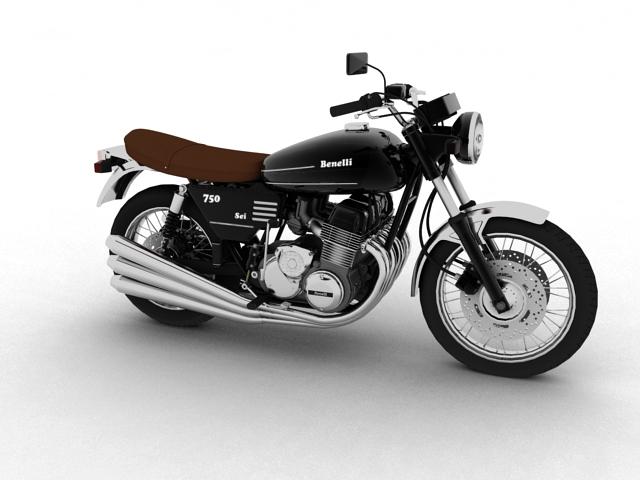 750 sei 1976 3d model 3ds max fbx c4d obj 154591