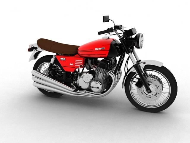 750 sei 1976 3d model 3ds max fbx c4d obj 154592