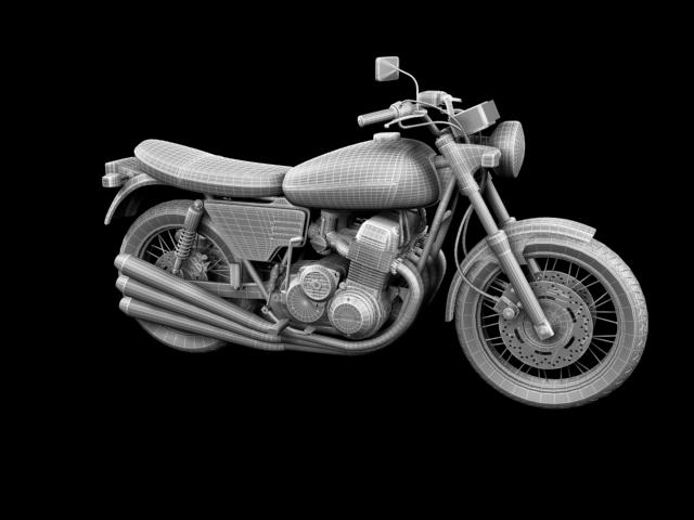 750 sei 1976 3d model 3ds max fbx c4d obj 154609