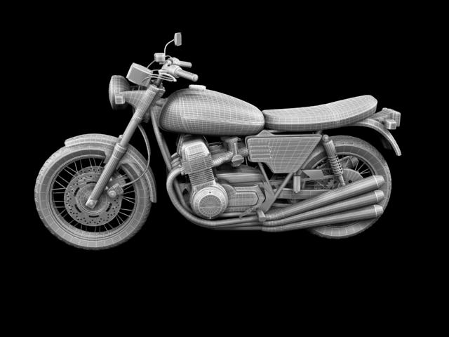 750 sei 1976 3d model 3ds max fbx c4d obj 154611