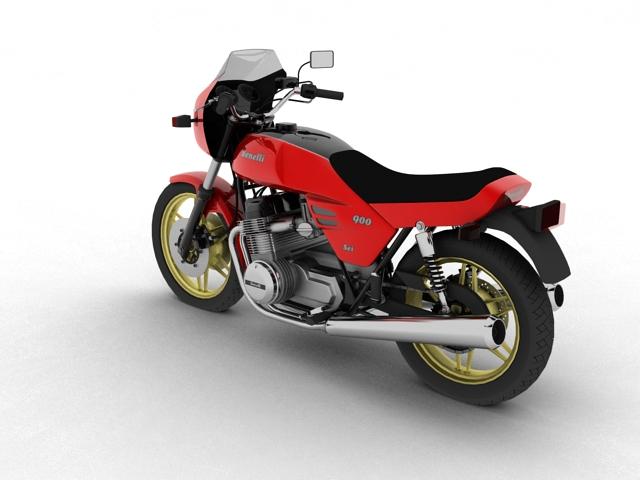 900 sei 1984 3d model 3ds max fbx c4d obj 154569