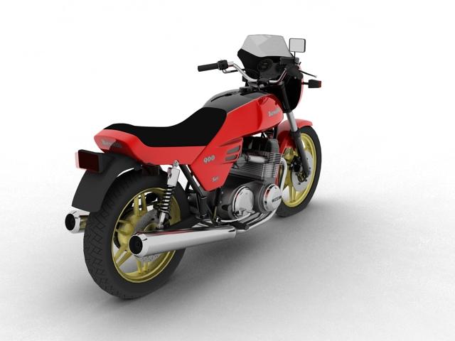 900 sei 1984 3d model 3ds max fbx c4d obj 154572