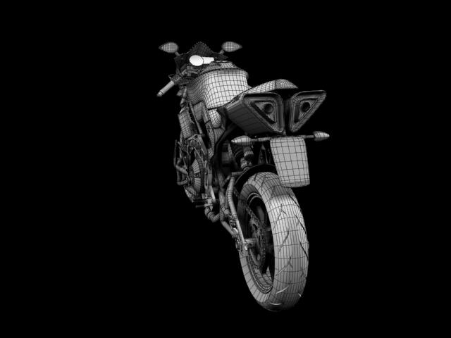 bimota tesi 3d 2012 3d model 3ds max fbx c4d obj 154447