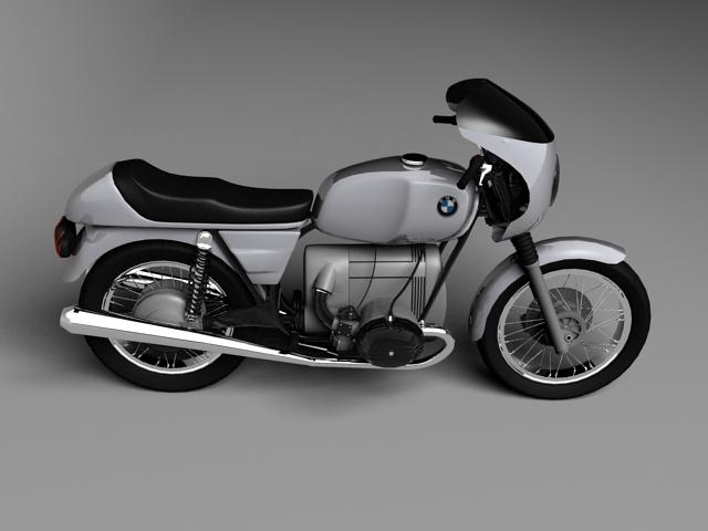 bmw r100 s 1978 3d model 3ds max c4d obj 147768