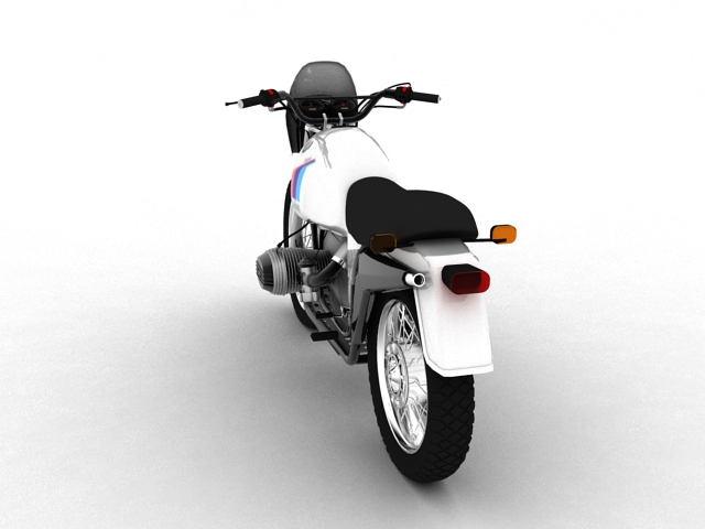 bmw r80 gs 3d model 3ds max c4d obj 148009