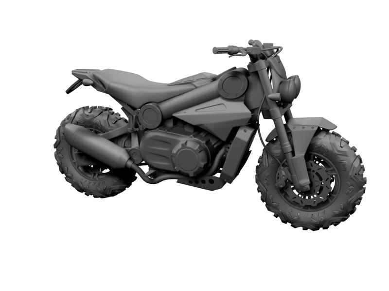 750 2014 3d model 3ds max dxf fbx c4d obj 161218