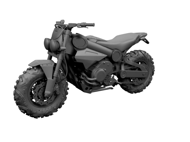 750 2014 3d model 3ds max dxf fbx c4d obj 161219