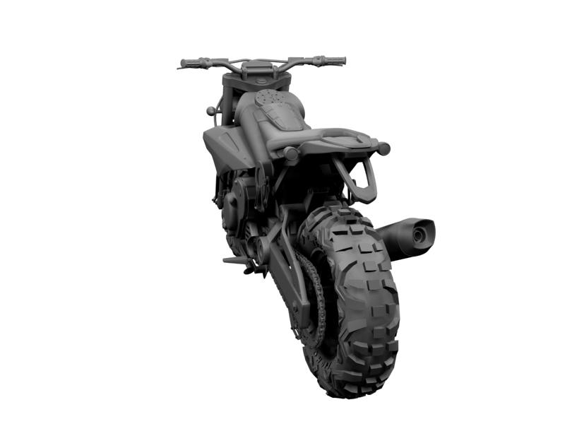 750 2014 3d model 3ds max dxf fbx c4d obj 161222