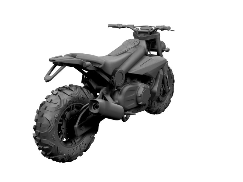 750 2014 3d model 3ds max dxf fbx c4d obj 161223