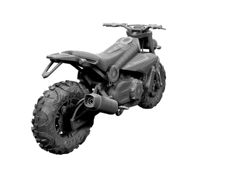 750 2014 3d model 3ds max dxf fbx c4d obj 161229
