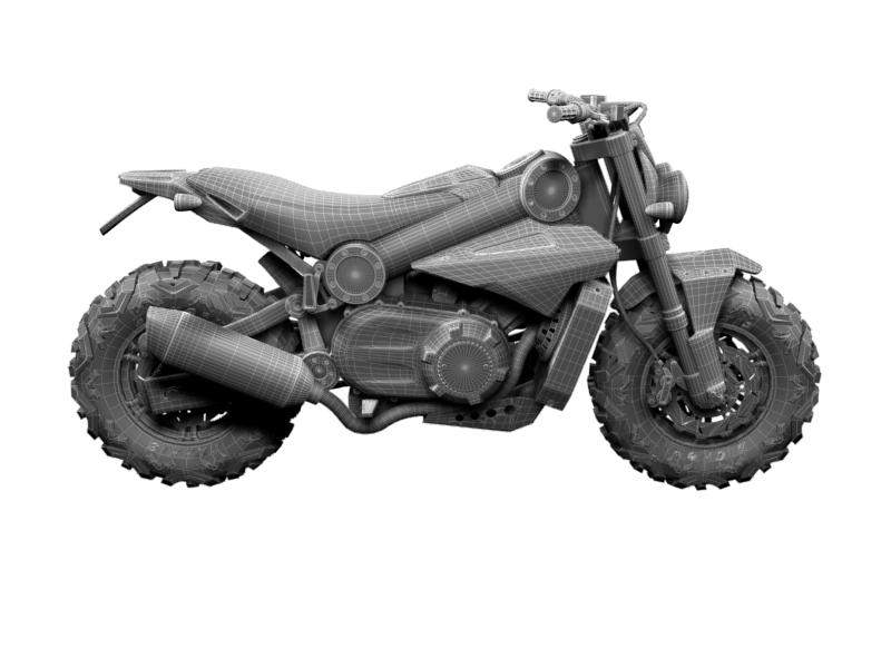 750 2014 3d model 3ds max dxf fbx c4d obj 161230