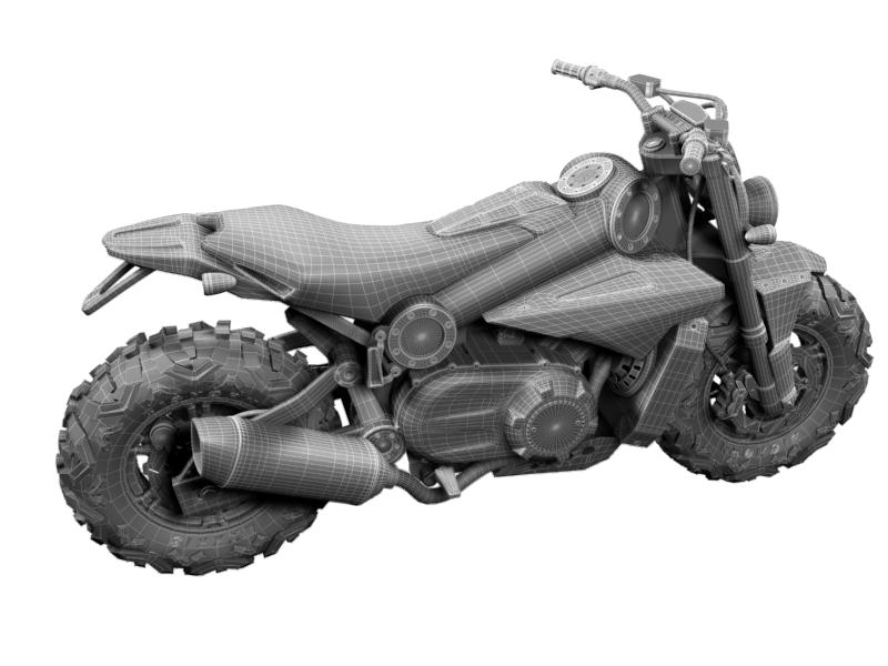 750 2014 3d model 3ds max dxf fbx c4d obj 161231