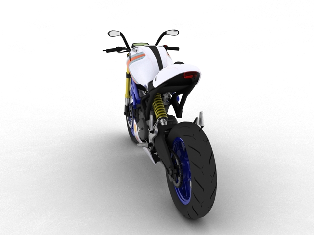 ducati monster 796 racer 2012 3d model 3ds max fbx c4d obj 154752
