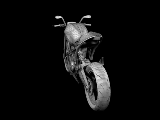 ducati monster 796 racer 2012 3d model 3ds max fbx c4d obj 154762