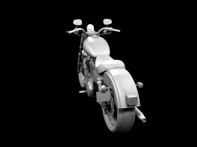 harley-davidson xl1200 sportster superlow 2013 3d model 3ds max fbx c4d obj 155132