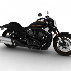 Harley-Davidson V-Rod Night Rod Special 2013 ( 195.2KB jpg by gonzo_3d )