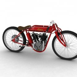 Indian Boardtrack Racer 1920 ( 211.21KB jpg by gonzo_3d )