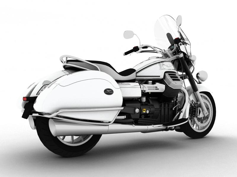 moto guzzi 1400 teithio teithiol 2013 3d 3ds max dxf fbx c4d obj 155883