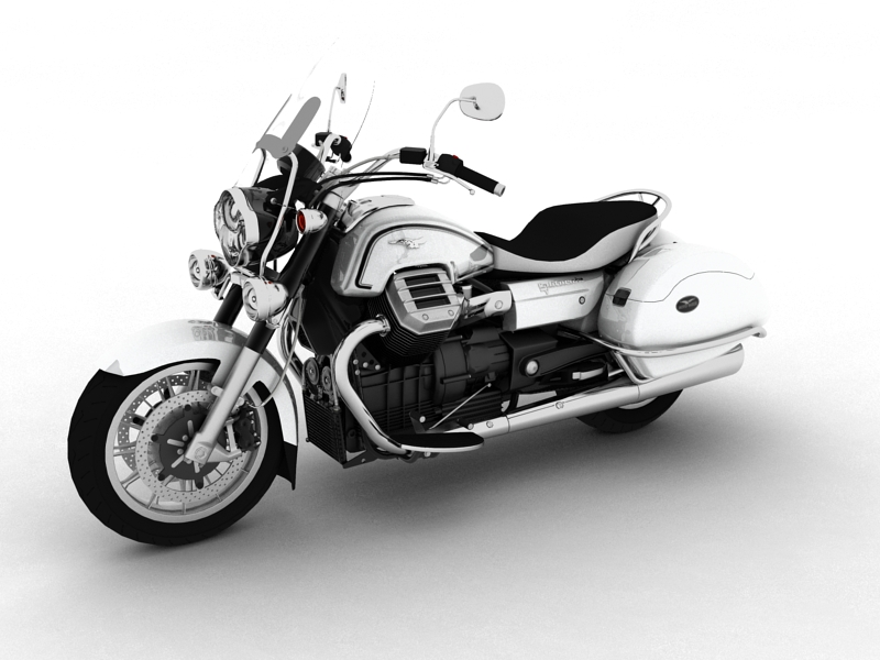 moto guzzi 1400 teithio teithiol 2013 3d 3ds max dxf fbx c4d obj 155884