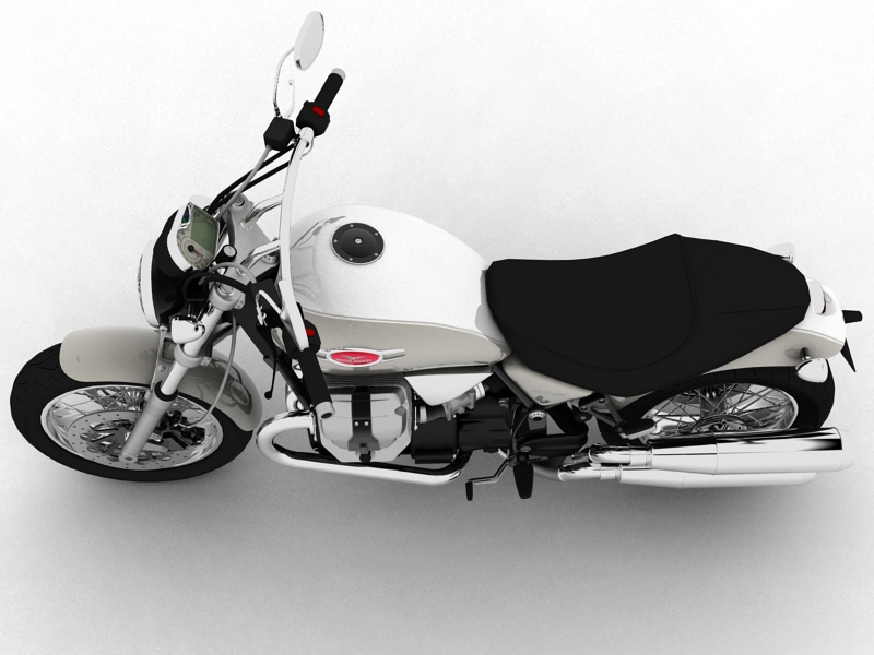 moto guzzi bellagio 2014 3d model 3ds max dxf fbx c4d obj 156951