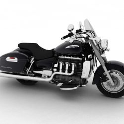 Triumph Rocket III Touring 2013 ( 126.72KB jpg by gonzo_3d )