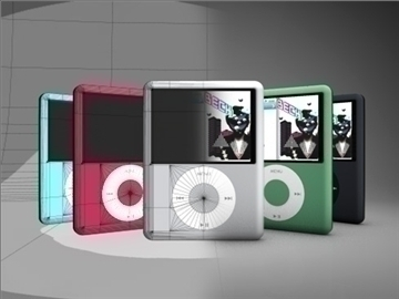 08ipodnano 3d model c4d 3ds dxf fbx obj X 84511