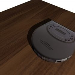 3d portable disc player ( 58.16KB jpg by revolutioner )