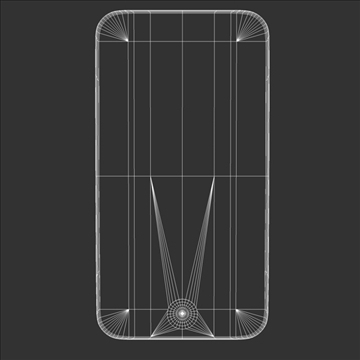 gen4 ipod touch 3d model 3ds dxf fbx c4d x obj 107037