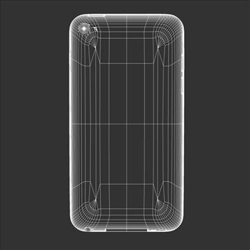 gen4 ipod touch 3d model 3ds dxf fbx c4d x obj 107038