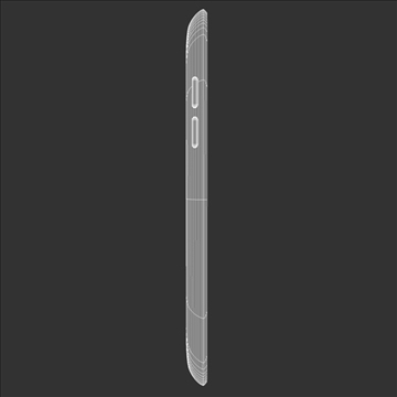 gen4 ipod touch 3d model 3ds dxf fbx c4d x obj 107039