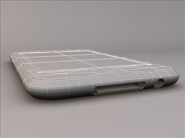 ipod touch 2g 3g 3d model 3ds max dwg texture obj 112167