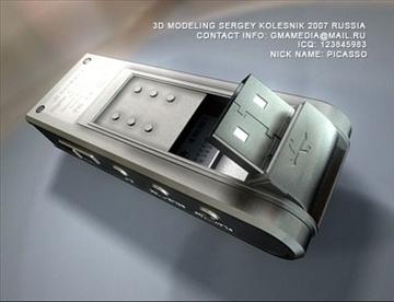 mp3 pleer flash 3d model max 81041