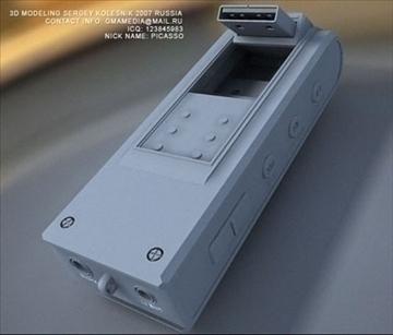 mp3 pleer flash 3d model max 81043