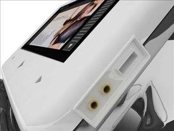portable media player 3d model max 92635