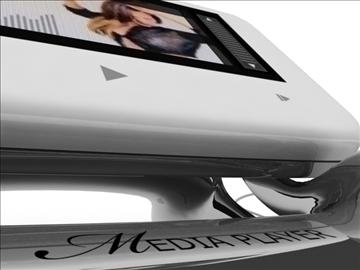 portable media player 3d model max 92637