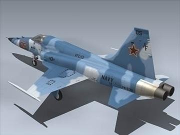 f 5e tiger ii (sarkans 05) 3d modelis 3ds max lwo ma mb obj 110878