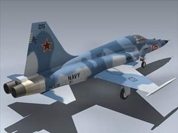 f 5e tiger ii (sarkans 05) 3d modelis 3ds max lwo ma mb obj 110879