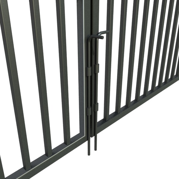 iron gate collection 3d model max fbx 132056