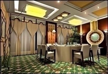 ресторан 031 3d загвар 3ds max 90286